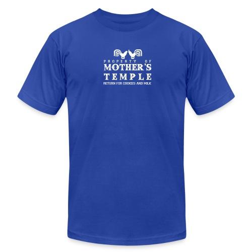 motherstempledark - Unisex Jersey T-Shirt by Bella + Canvas