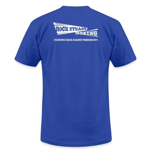 I Am Rock Steady T shirt - Unisex Jersey T-Shirt by Bella + Canvas