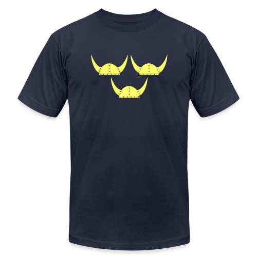 Tre Hjälmar Double-Sided T-Shirt - Unisex Jersey T-Shirt by Bella + Canvas