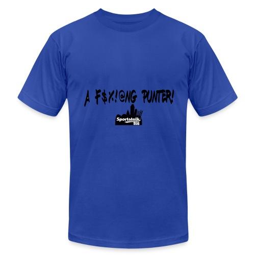 AFPLogo - Men's Fine Jersey T-Shirt
