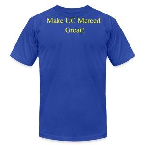 Make UC Merced Great! - Men's Fine Jersey T-Shirt