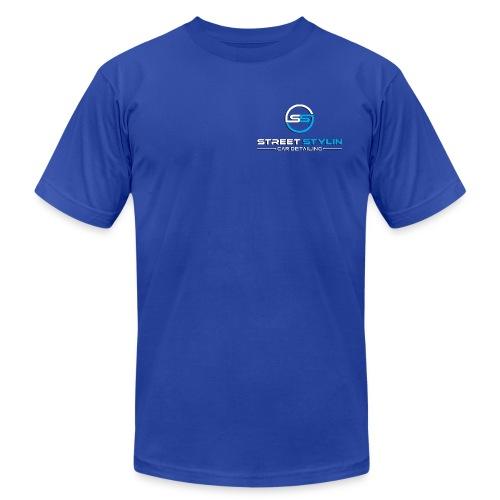 Street Stylin Car Detailing - Men's Fine Jersey T-Shirt