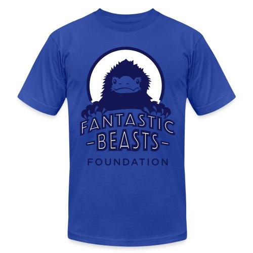 Fantastic Beasts Foundation Logo - Men's Fine Jersey T-Shirt