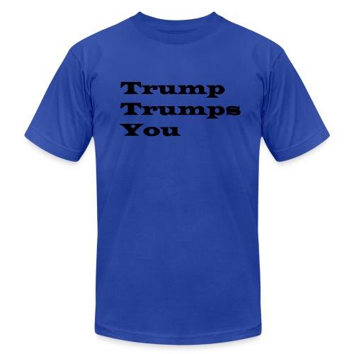 T1 - Men's Fine Jersey T-Shirt