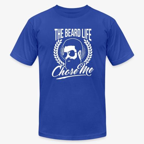 Beard Chose Me - Men's Fine Jersey T-Shirt