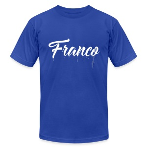 Franco Paint - Men's Fine Jersey T-Shirt