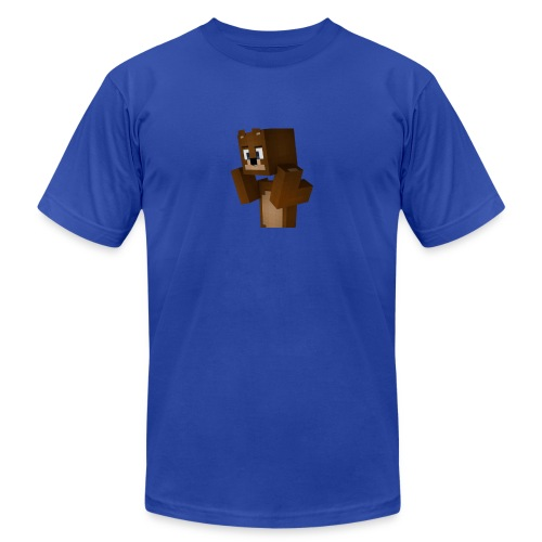 BearGames Render - Men's  Jersey T-Shirt