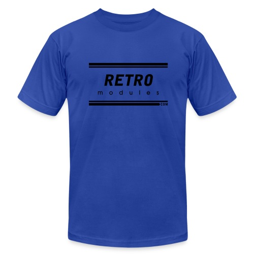 Retro Modules - Men's Fine Jersey T-Shirt