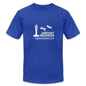 The Official Airport Madness Shirt! - Men's Fine Jersey T-Shirt