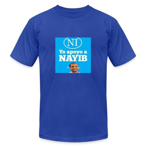 NAYIB - Men's Fine Jersey T-Shirt