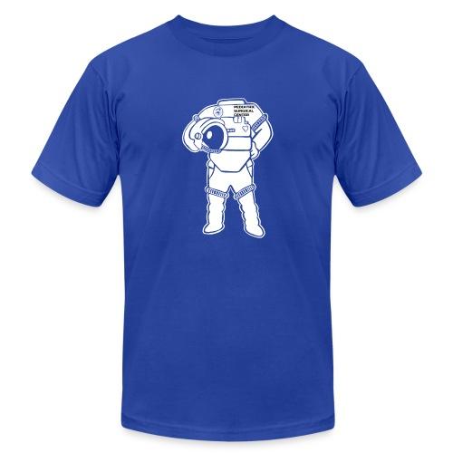 Astronaut T Shirt Design - Men's Fine Jersey T-Shirt