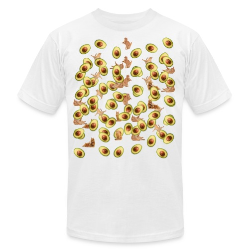 catvocado - Unisex Jersey T-Shirt by Bella + Canvas