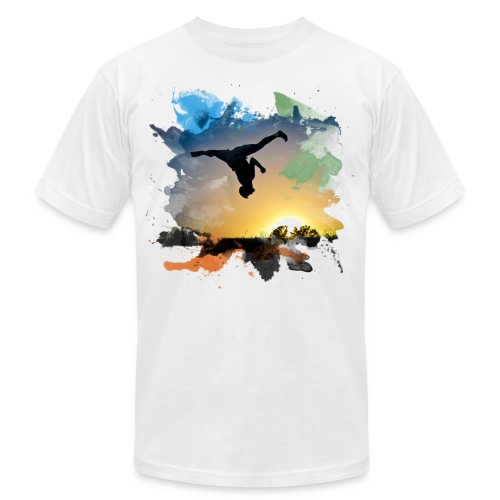 shirtflashkick - Unisex Jersey T-Shirt by Bella + Canvas