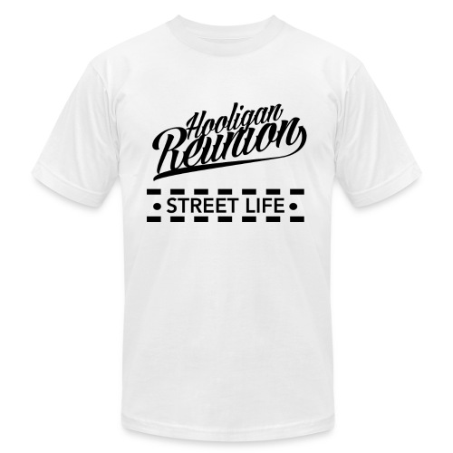 Street Life - Unisex Jersey T-Shirt by Bella + Canvas