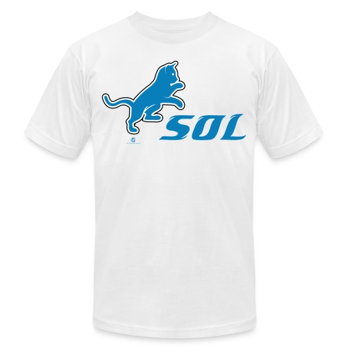 SOL 2015 - Unisex Jersey T-Shirt by Bella + Canvas