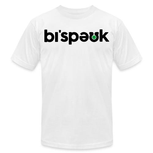 bespoke white tshirt png - Men's Jersey T-Shirt