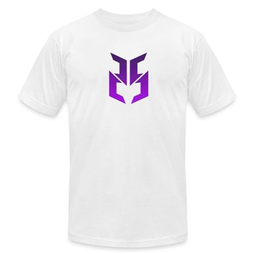 Purple png - Unisex Jersey T-Shirt by Bella + Canvas