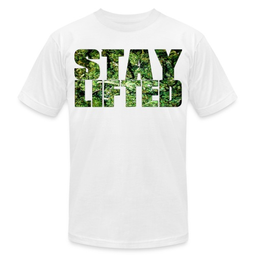 (herb) stay lifted. - Unisex Jersey T-Shirt by Bella + Canvas