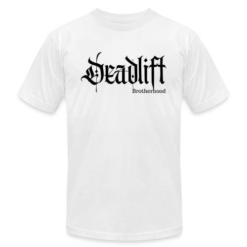 Deadlift Brotherhood - Unisex Jersey T-Shirt by Bella + Canvas