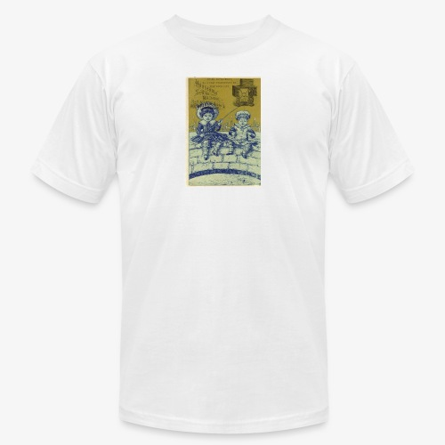Vintage Ad T-Shirt - Men's  Jersey T-Shirt