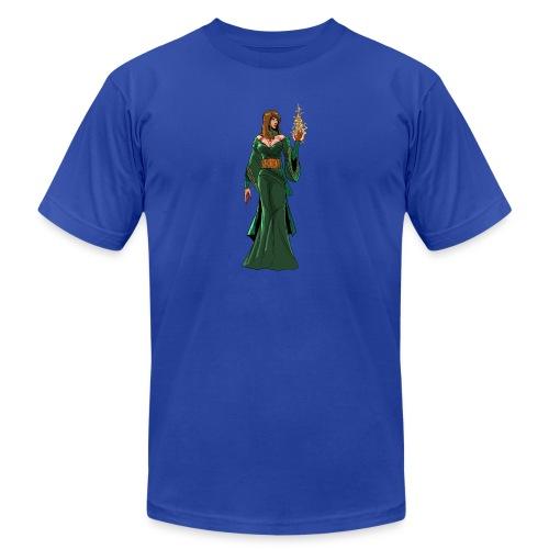 lyssa2 png - Unisex Jersey T-Shirt by Bella + Canvas