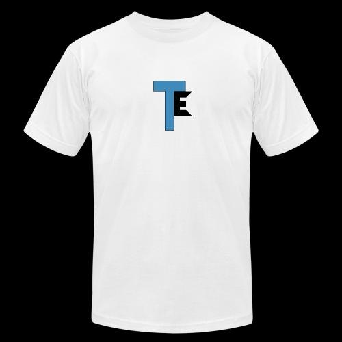 The Second Team Exelfiny Logo - Unisex Jersey T-Shirt by Bella + Canvas