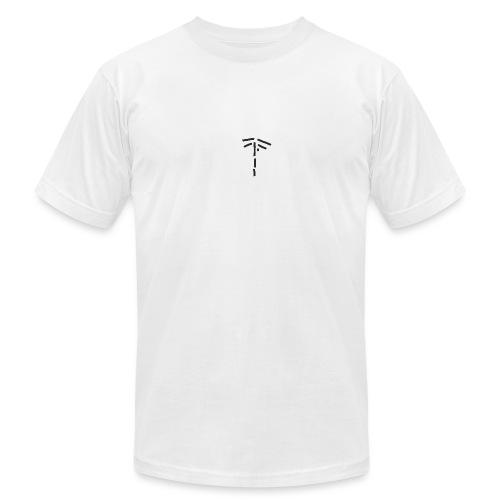 Classic Logo (Black) - Unisex Jersey T-Shirt by Bella + Canvas