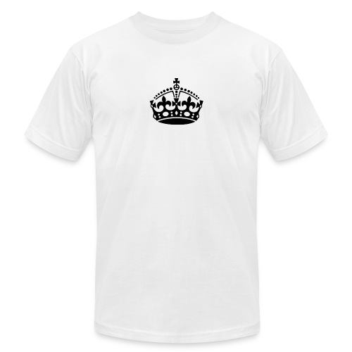 Keep Calm - Unisex Jersey T-Shirt by Bella + Canvas