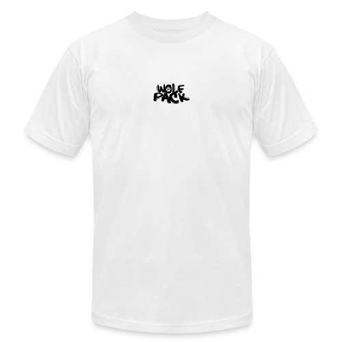 Krazy Hounds Wolfpack Paw Logo - Men's  Jersey T-Shirt