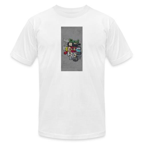 sparkleziphone5 - Unisex Jersey T-Shirt by Bella + Canvas