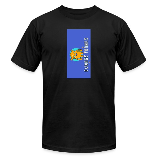 logo iphone5 - Unisex Jersey T-Shirt by Bella + Canvas