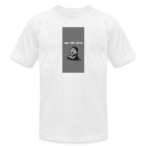 mindiphone5 - Unisex Jersey T-Shirt by Bella + Canvas