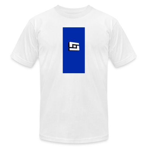whites i5 - Unisex Jersey T-Shirt by Bella + Canvas
