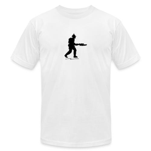 ww1 infantry - Unisex Jersey T-Shirt by Bella + Canvas