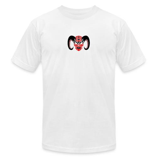 Demon Skull - Men's  Jersey T-Shirt