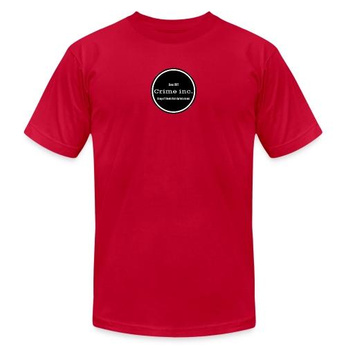 Crime Inc Small Design - Men's  Jersey T-Shirt