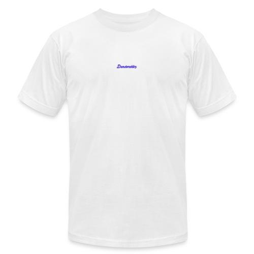 Logo Blue - Men's  Jersey T-Shirt