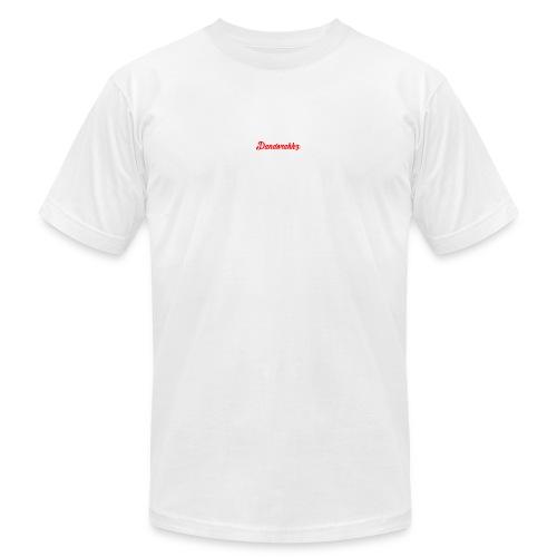 Logo Red - Men's  Jersey T-Shirt