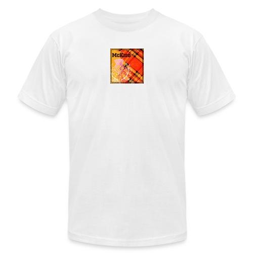 mckidd name - Unisex Jersey T-Shirt by Bella + Canvas