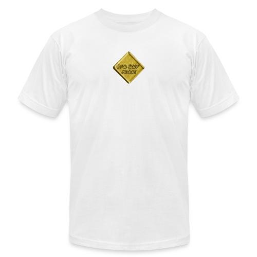 uyLtm6Z8 - Unisex Jersey T-Shirt by Bella + Canvas