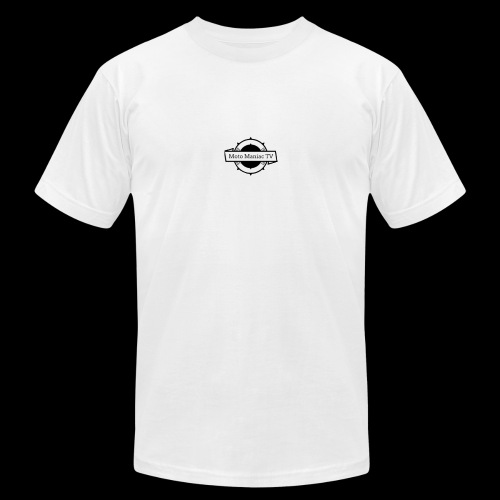 MotoManiac TV - Men's  Jersey T-Shirt