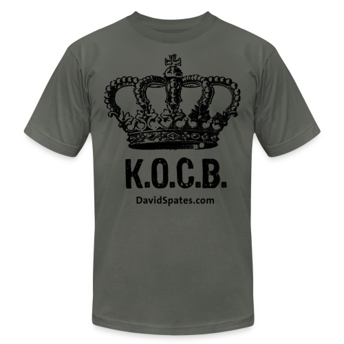 kocb - Unisex Jersey T-Shirt by Bella + Canvas