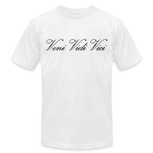 Zyzz Veni Vidi Vici Calli text - Unisex Jersey T-Shirt by Bella + Canvas