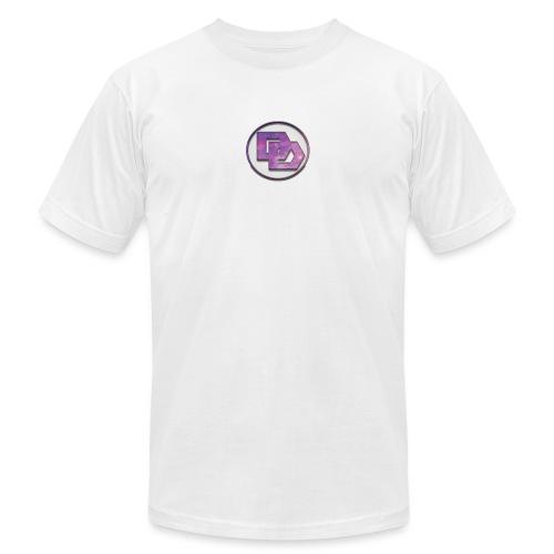 DerpDagg Logo - Unisex Jersey T-Shirt by Bella + Canvas