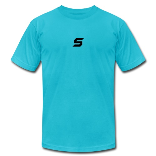 A s to rep my logo - Men's Jersey T-Shirt