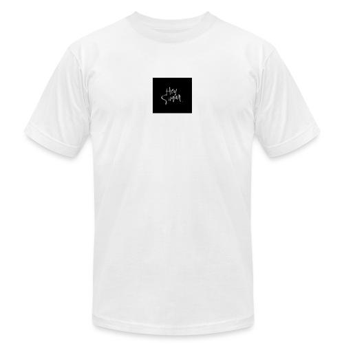 Hey Sügar. By Alüong Mangar - Unisex Jersey T-Shirt by Bella + Canvas