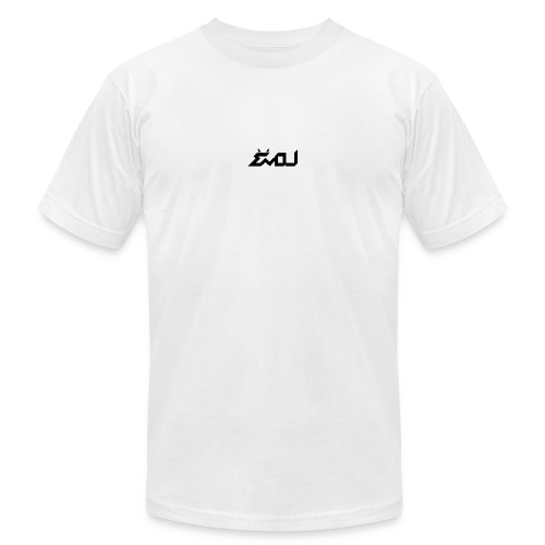 evol logo - Men's  Jersey T-Shirt