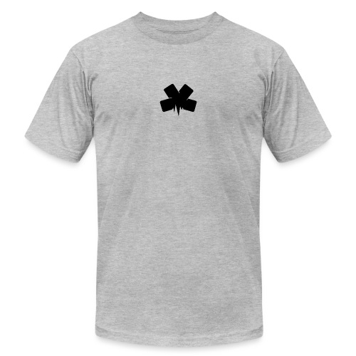 PixelSashay - Black Logo - Unisex Jersey T-Shirt by Bella + Canvas