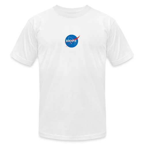 Hope (Nasa design) - Men's  Jersey T-Shirt