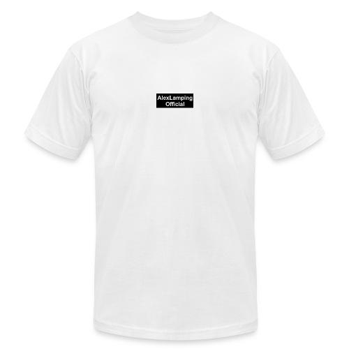 AlexLampingOfficial - Unisex Jersey T-Shirt by Bella + Canvas